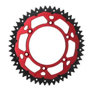 RFX Pro Armalite Rear Sprocket (Red) - Suzuki (RM, RMZ)