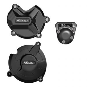 GB Racing Engine Case Cover Set - BMW S 1000 RR 17-18 +