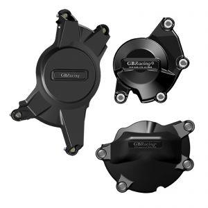 GB Racing Engine Case Cover Set - Suzuki GSX-R 1000 K9-L6 09-16