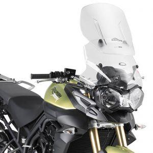 Givi Clear Adjustable Windscreen - Triumph Tiger 800/XC/XR 11-17