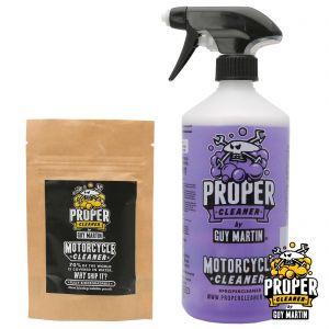 Guy Martin Proper Cleaner Bottle & Refill Capsules - 1.5 Litre