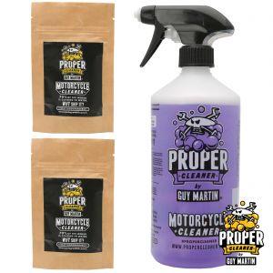 Guy Martin Proper Cleaner Bottle & Refill Capsules - 3 Litre