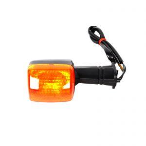 Amber Front Left / Rear Right Indicator - Honda CG 125