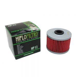 Hiflo HF112 Motorcycle Oil Filter