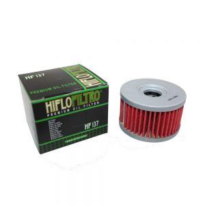 Hiflo HF137 Motorcycle Oil Filter