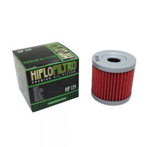 Hiflo HF139 Motorcycle Oil Filter