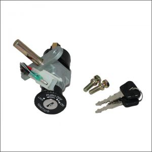 New Ignition Lock Set With 2 Keys. Non-Immobiliser Type