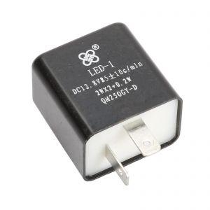 Indicator Flasher Relay 2 Pin - LED Indicators