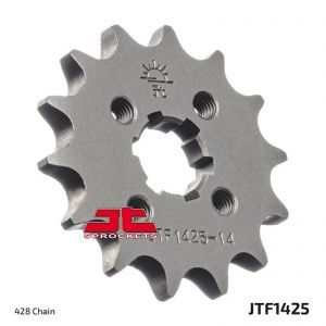 JT - Chromoly Steel Alloy Front Sprocket 1425-15