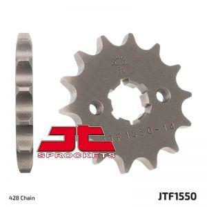 JT - High Carbon Steel Front Sprocket 1550-14