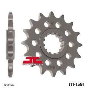 JT - Chromoly Steel Alloy Front Sprocket 1591-15
