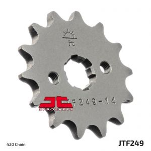 JT - Chromoly Steel Alloy Front Sprocket 249-15