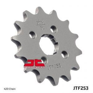 JT - Chromoly Steel Alloy Front Sprocket 253-15
