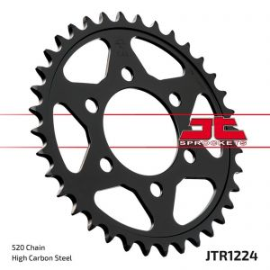 JT HD High Carbon Steel 36 Tooth Rear Sprocket JTR1224.36