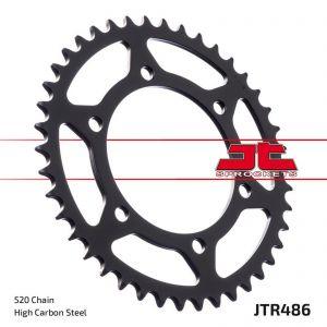 JT HD High Carbon Steel 43 Tooth Rear Sprocket JTR486.43