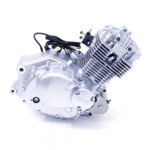K157FMI Engine - Silver