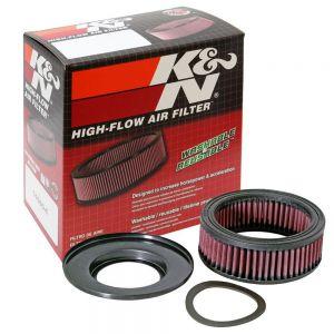K&N Reusable High-Flow Performance Air Filter - KA-1596