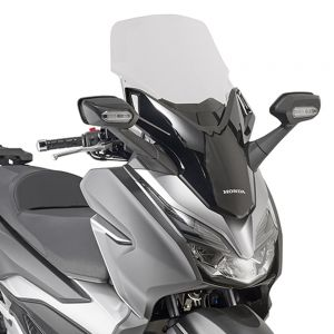 Kappa Transparent High Scooter Screen 58cm - Honda Forza 125/300 19-20