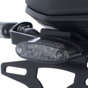 R&G Racing Tail Light Unit (Smoked LED) - Universal