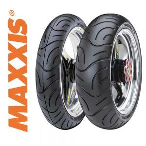Maxxis M6029 Supermaxx Tyre Pair - 120/70-17ZR (58W) and 160/60-17ZR (69W)