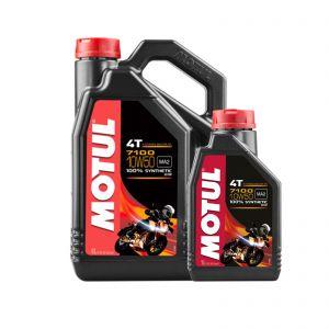 Motul 10W50 4T - 7100 Engine Oil