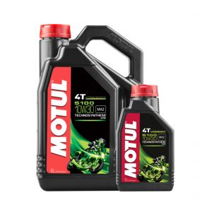 Motul 10W30 4T - 5100 Engine Oil