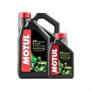 Motul 15W50 4T - 5100 Engine Oil