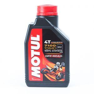 Motul 10W40 4T - 7100 Off Road Engine Oil