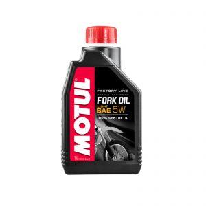 Motul 5W Light - Fork Oil Expert Fully Synthetic - 1 Litre