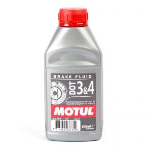 Motul DOT 3 & 4 - Brake Fluid - 500ml