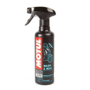 Motul MC Care E1 Wash & Wax - 400ml