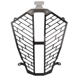 Aluminium Headlight Grill Protector Guard - KTM 1290 Super Adventure 2017-