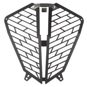 Aluminium Headlight Grill Protector Guard - KTM 790 Adventure 2019-