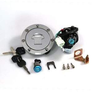 Replacement Ignition Lock set with Key - Honda Models