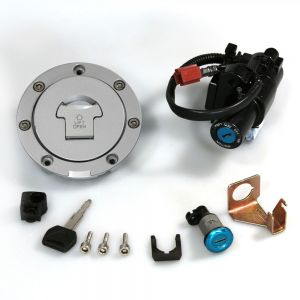 Replacement Ignition Lock set with Key - CBR 1000 RR Fireblade 2004-2007