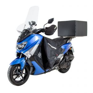 Delivery Kit - Honda Forza with Leg Covers,Muffs,Delivery Box and Phone Case