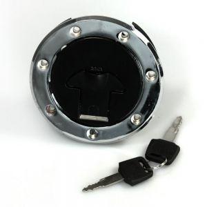 Replacement Fuel Cap with Key - Kawasaki Models