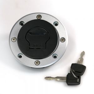 Replacement Fuel Cap with Key - Suzuki Models