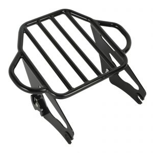 Detachable Two Up Pack Mount Luggage Rack - Harley Touring Models 2009-2018