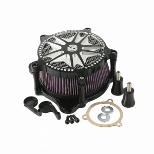 Air Cleaner Intake Filter - Harley Touring Electra Road Street Glide 2008-2016