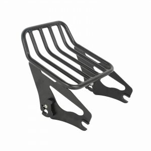Detachable Two-Up Tour-Pak Luggage Rack - Harley Touring FLHX FLTR 2009-2018