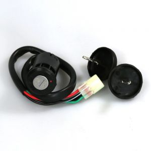 Replacement Ignition Barrel with Key - Honda Models