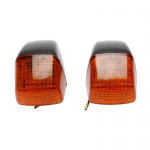 Amber Front or Rear Indicators (Pair) - Honda MC21 MC22 RVF 400 R NC35