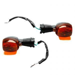 Amber Front or Rear Indicators (Pair) - Kawasaki ZX-6R/7R/12R Ninja