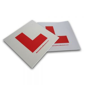 L-Plates Twin Pack