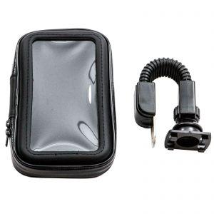 Universal Weather Resistant Handlebar Mounted Smartphone Case