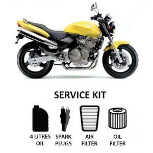 Honda CB 600 Hornet 98-02 Complete Service Kit