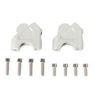 CNC Handlebar Risers - BMW R1200GS LC/Adventure 13-18