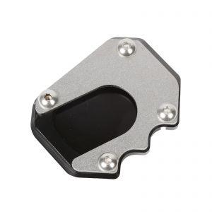 CNC Aluminium Side stand Kickstand Shoe Extender - Honda NC 700 S/X 12-16 +
