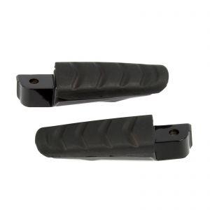 BMW R NINE T (all models) Passenger Footpegs - Black